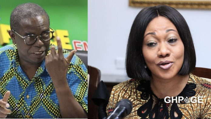 The security at the residence of EC chairperson raises suspicion - Kwesi Pratt