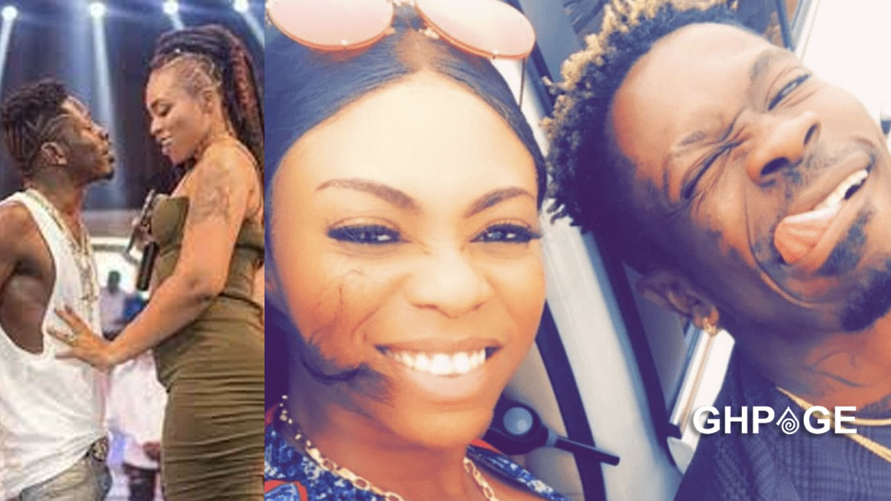 Michy blasts Shatta Wale for congratulating her