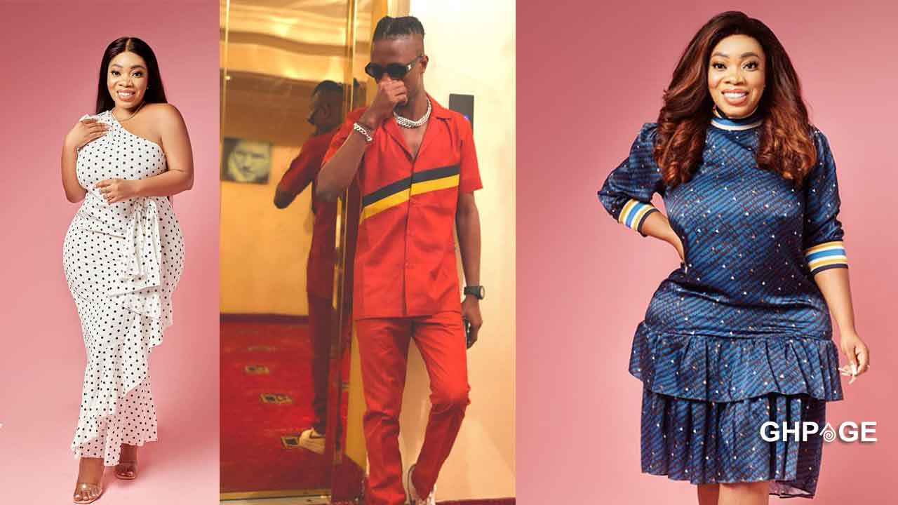 Moesha Buduong in hot waters as netizens blast her for begging to get Laycon's attention