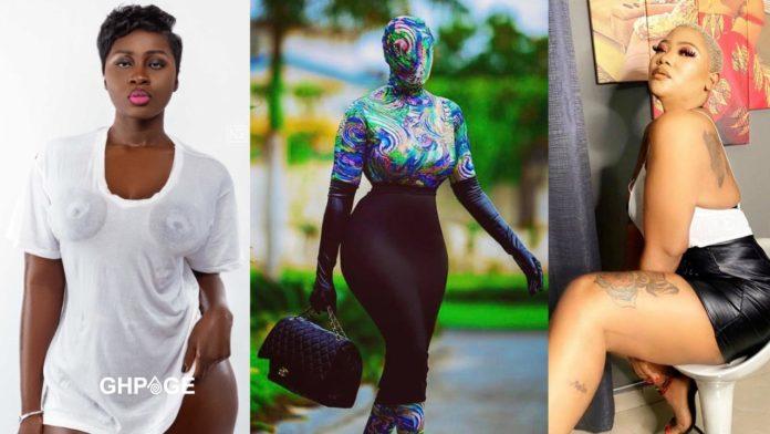 Princess Shyngle - Nana Akua Addo - Queen Farcadi