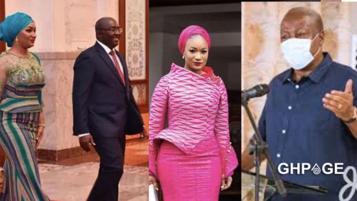 The comeback of Mahama would be a mistake - Samira Bawumia
