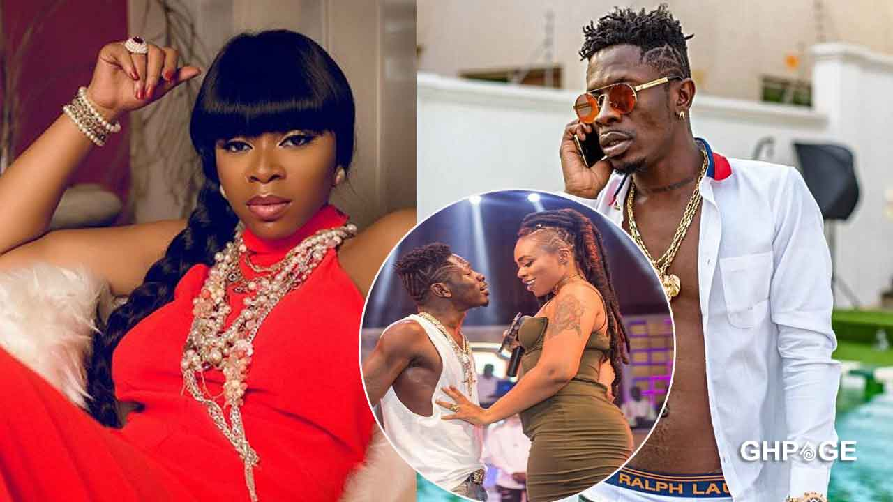 I didn't leave Shatta Wale because of cheating – Shatta Michy