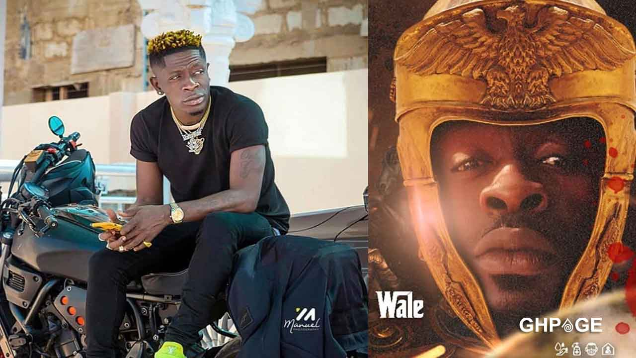 I am not even doing this anymore-Shatta Wale out of the Asaase Radio sound clash?