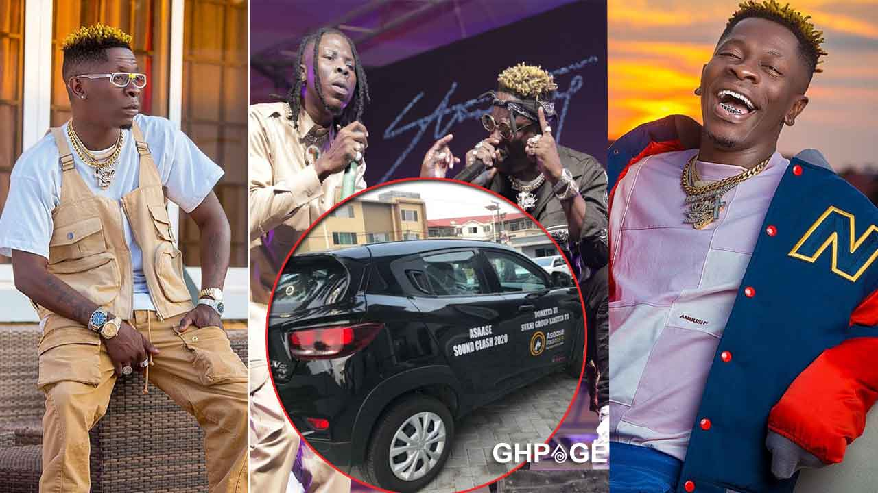 Asaase Sound Clash: Shatta Wale beats Stonebwoy as SM fan emerges as the highest voter