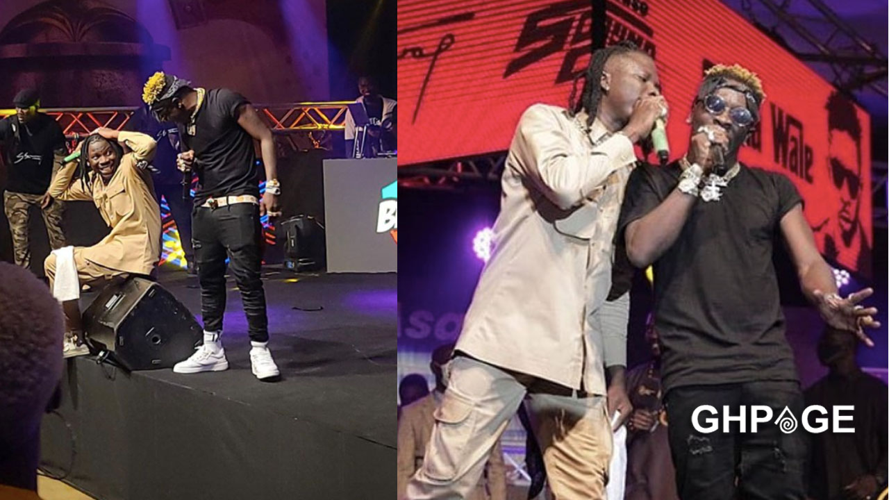 Social media users angry with Asaase FM after Shatta Wale and Stonebwoy clash