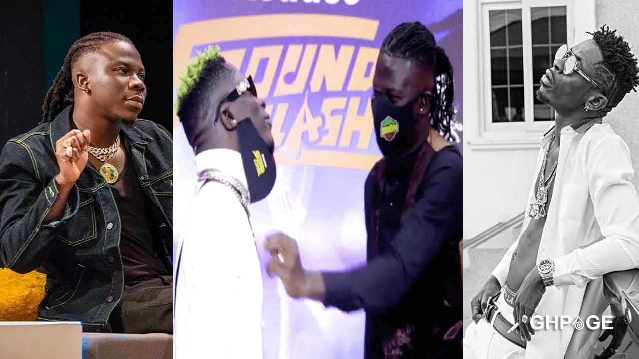 Stonebwoy bodly declares himself winner of Asaase Radio Soundclash voting edition