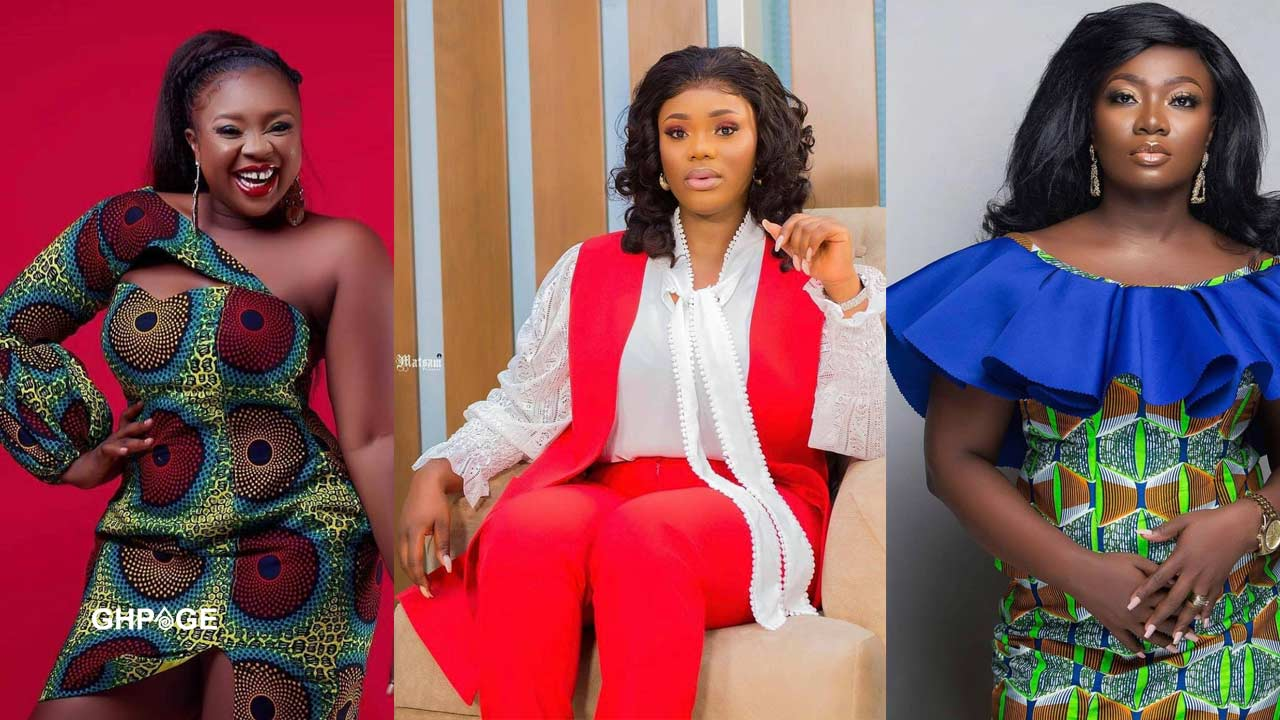 Adu Safowaa granted bail; set to appear in court on 29th October for defaming Stacy Amoateng