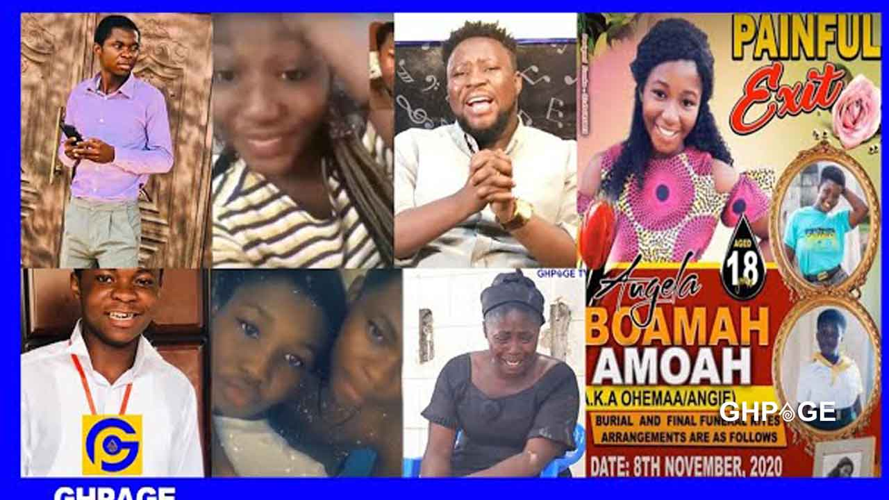 Alledged Sakawa boy who reportedly killed Angela Boamah after using her for Sakawa speaks