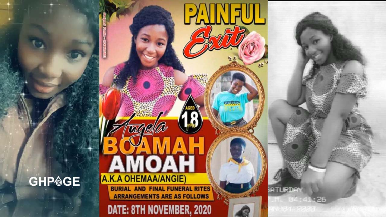 Another Slay Queen, Angela Boamah dies after her scammer boyfriend used her for Sakawa