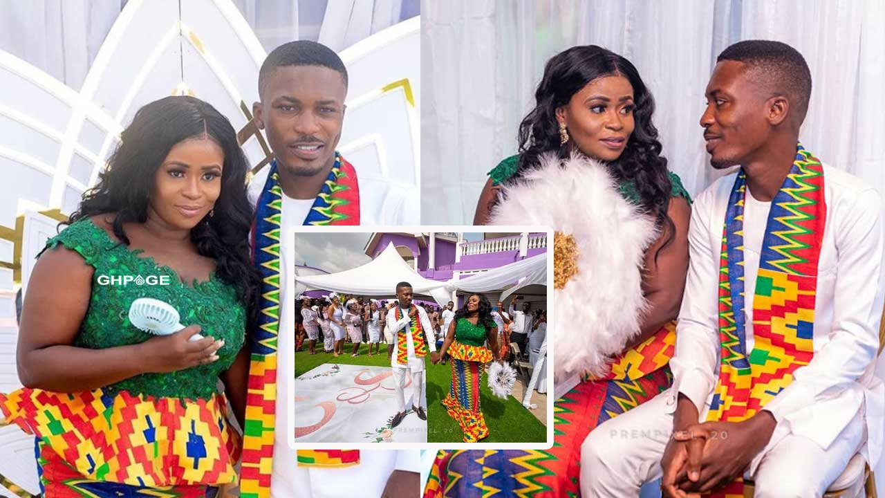 Videos, photos from the wedding ceremony of Clemento Suarez & Naa