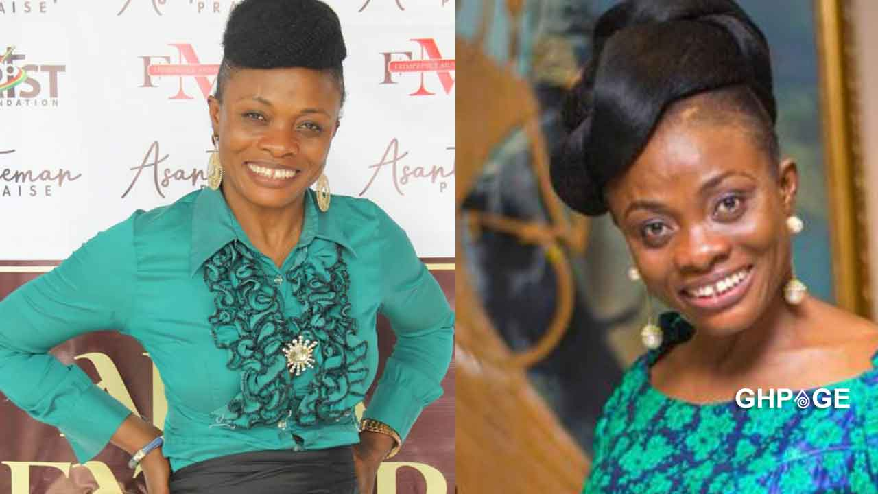 The work of God has kept me from getting married and having kids-Diana Asamoah