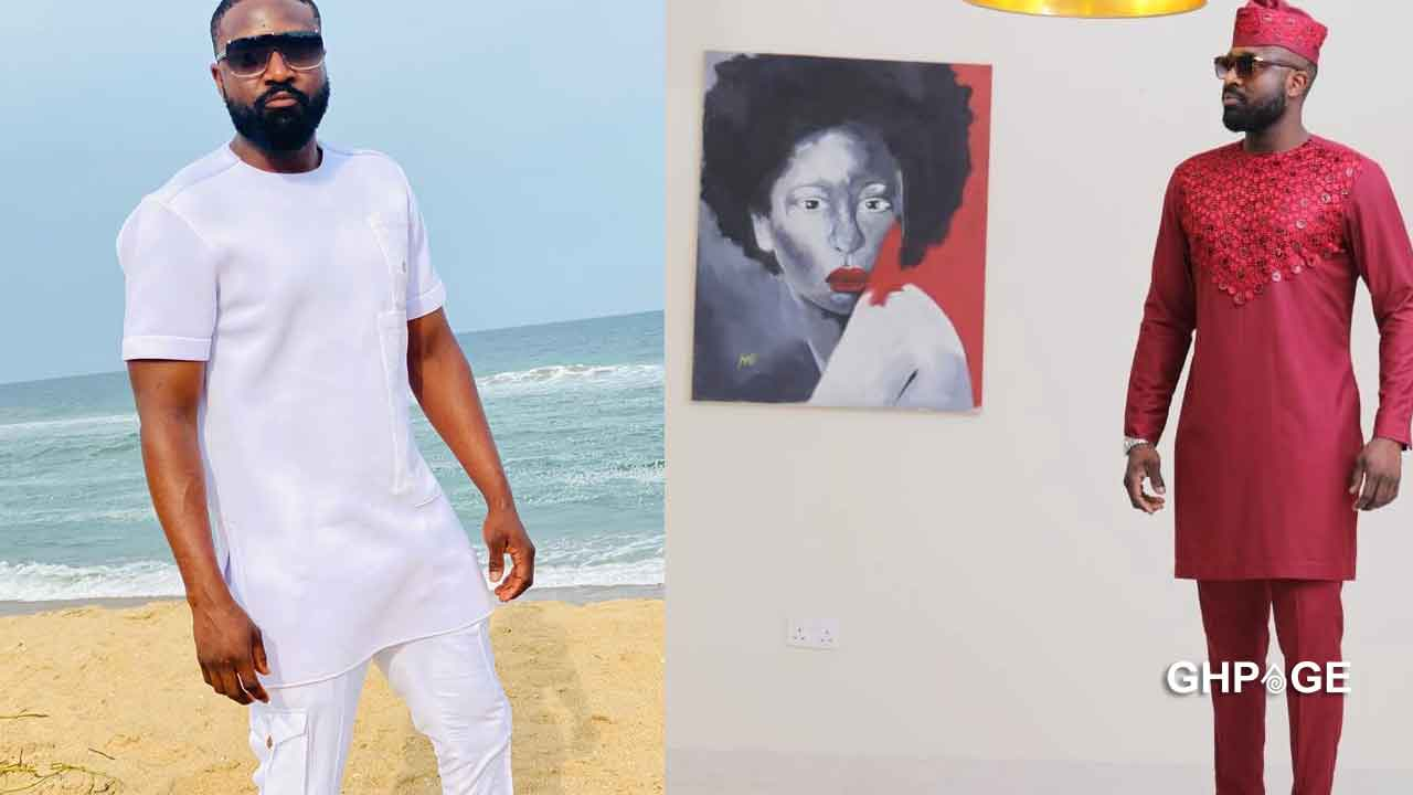 The rich old women I sleep with benefit from me as well- Elikem Kumordzie