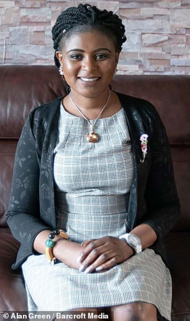 Elizabeth Amoaa