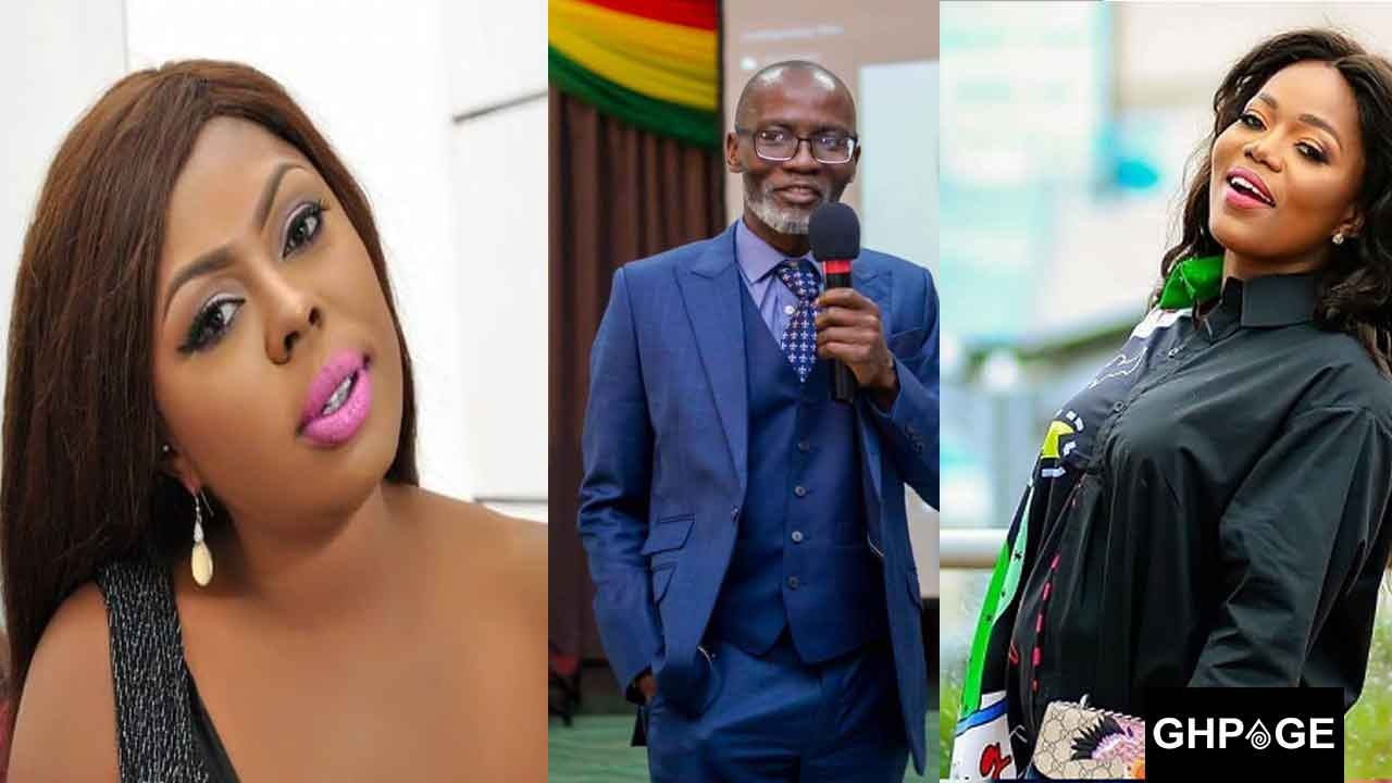 Gabby Otchere-Darko dragged into Afia Schwarzenegger's fight with Mzbel