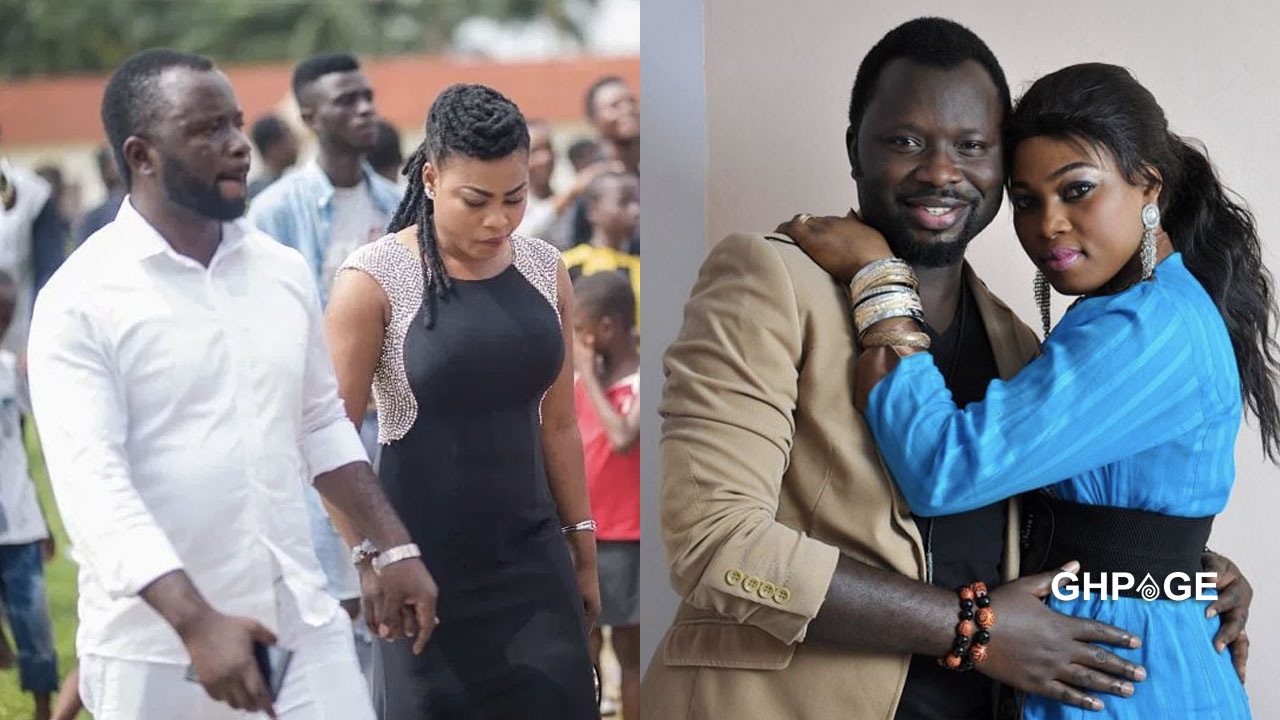 I'll release your social media account if you allow me to see our children – Dave Joy to Joyce Blessing