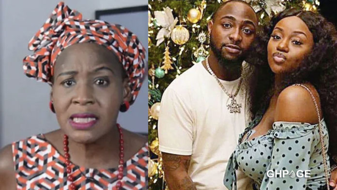 Your real wife would kill you if you go ahead and marry Chioma - Kemi Olunloyo tells Davido