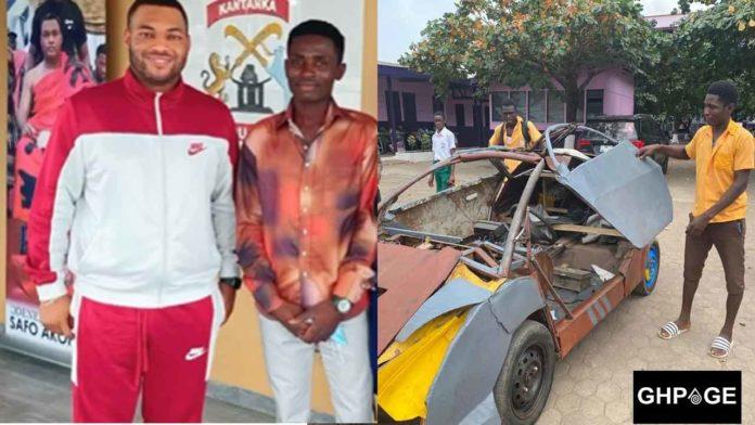 Kwadwo Safo Jnr & Kelvin Odartey