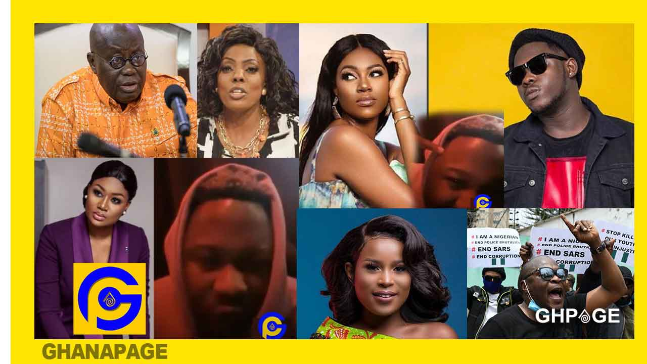 Medikal fires 'Banku' celebrities for calling Akufo Addo to intervene in the #Endsars brutality