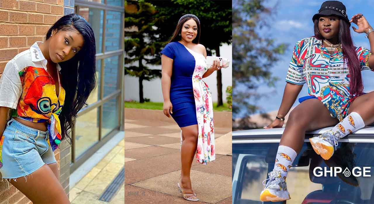 Body shaming is not the way to go- Moesha wades into Efia Odo and Sista Afia fight