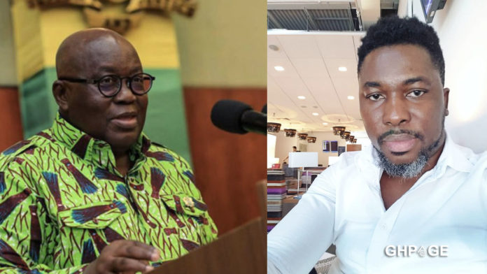 Nana Addo behaves like Asempa FM; all he knows how to do is talk - A Plus