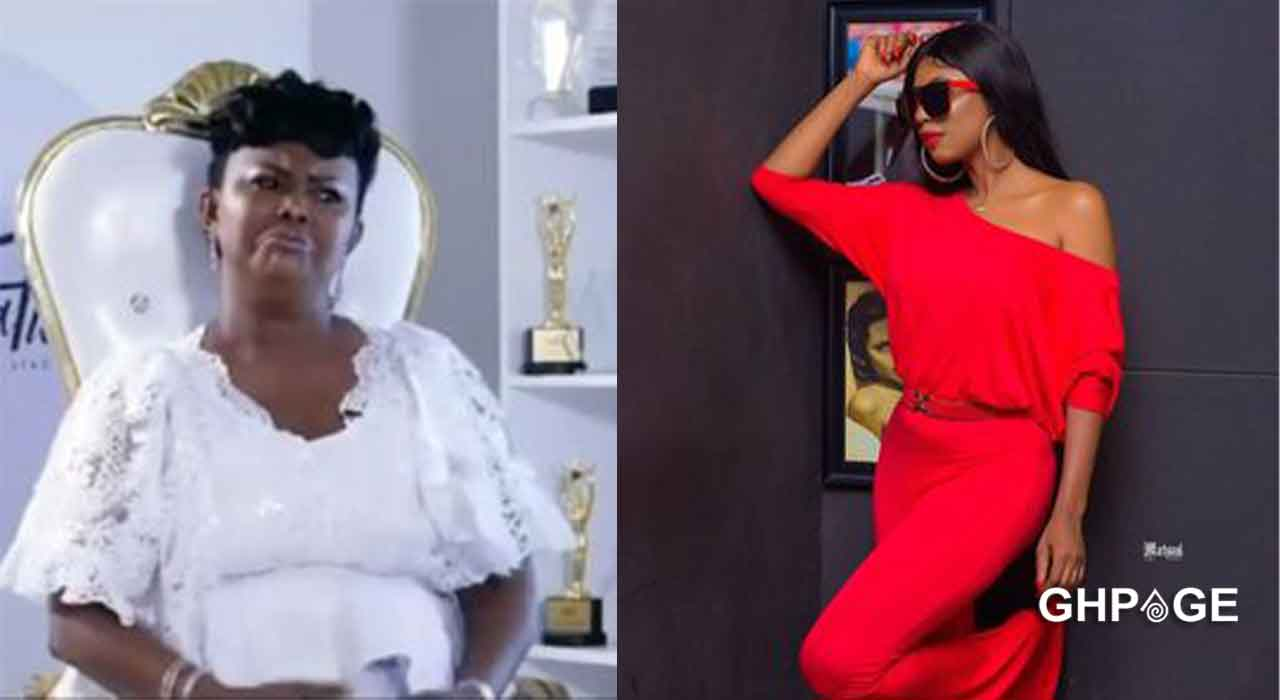 God told me Selly Galley will have twins – Nana Ama Mcbrown