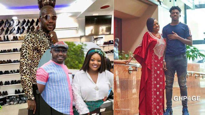 Osebo Jackie Appiah and Nana Aba Anamoah