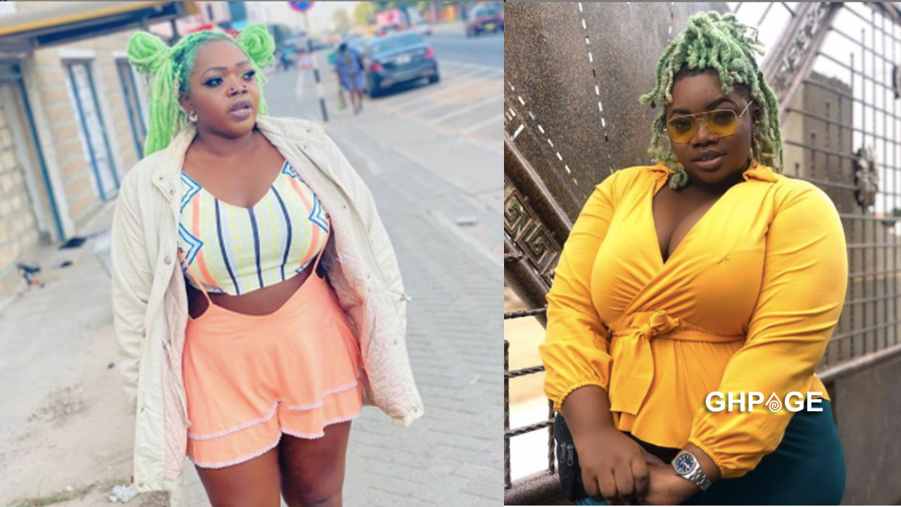 Queen Haizel walks out of an interview after a panelist called her a prostitute
