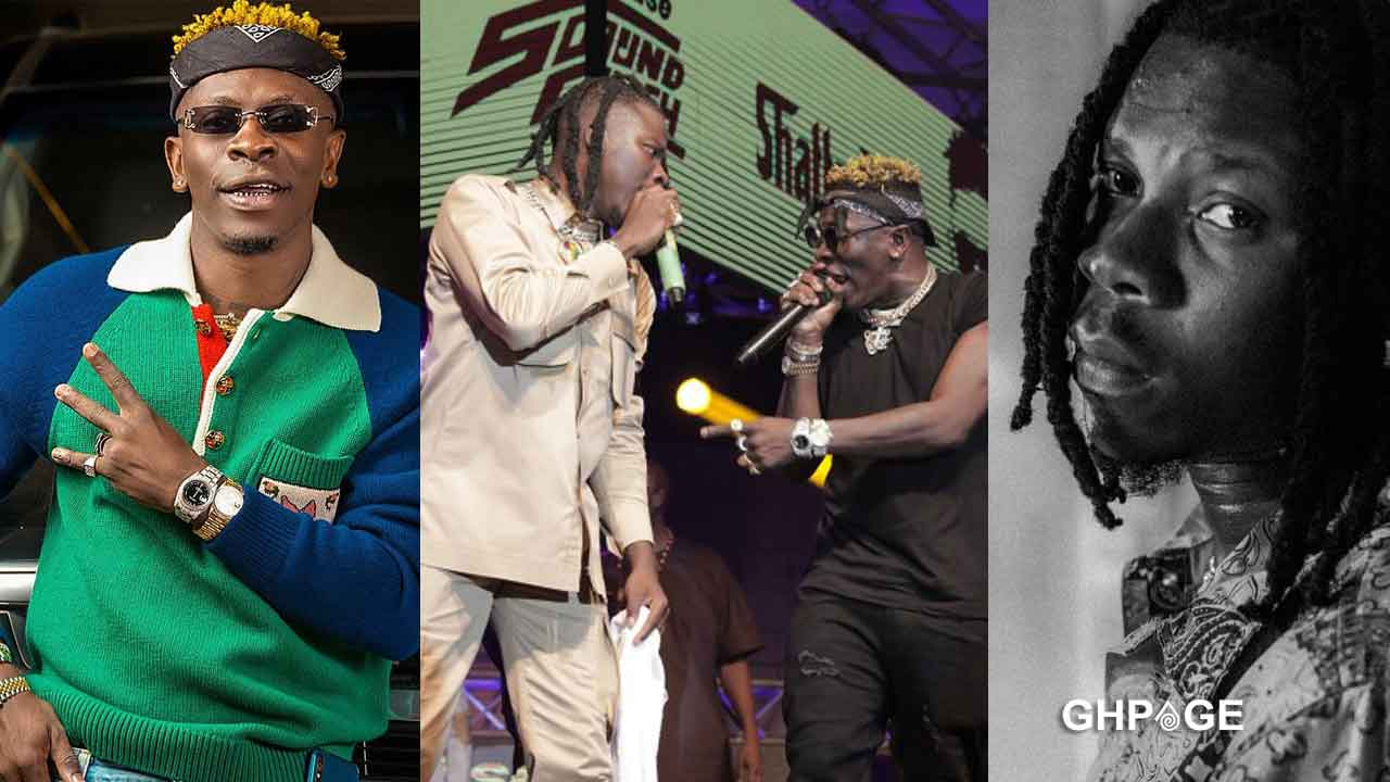 Stonebwoy told me to call him 'apakye' during the Asaase Sound Clash – Shatta Wale