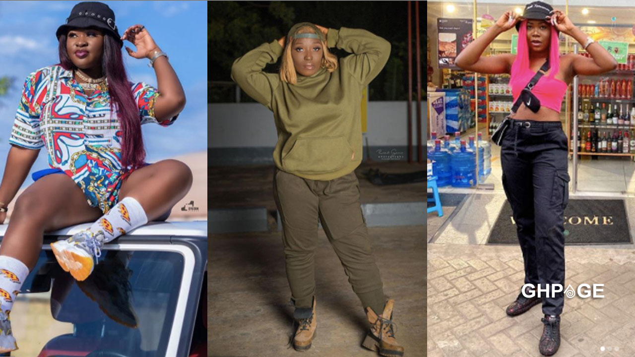 Sista Afia throws shots at Eno Barony and other female rappers