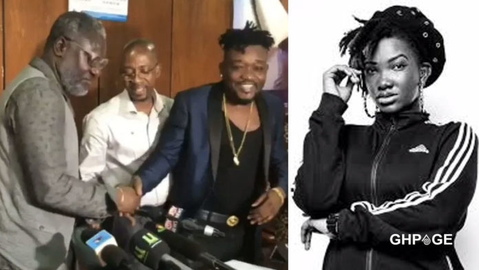 Starboy Kwarteng drags Bullet to court over Ebony's songs