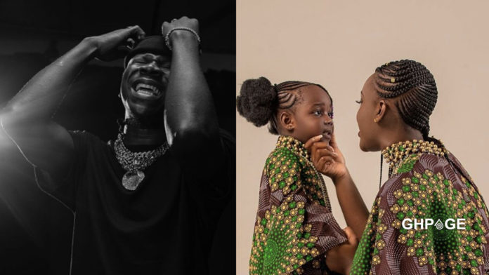 Stonebwoy features wife and children in 'Everlasting' music video