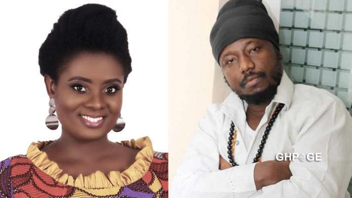Victoria Hamah threatens to sue Blakk Rasta over his social media post
