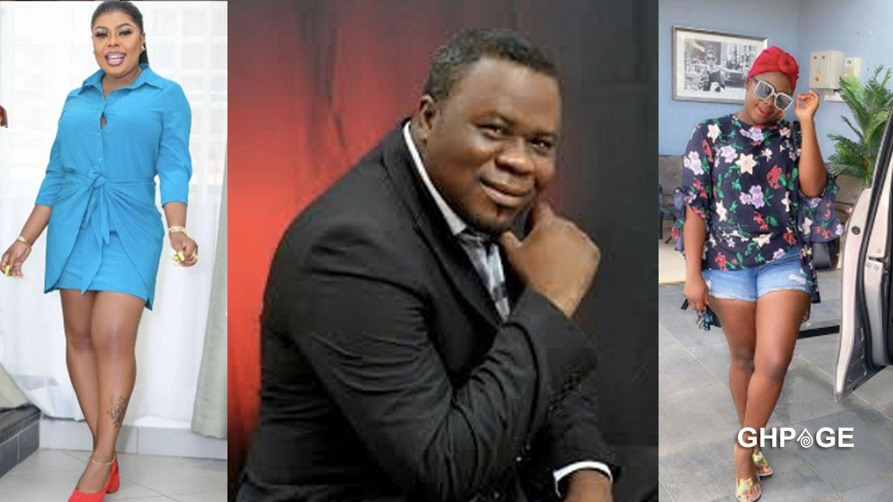 Only foolish people believe Kwaku Oteng is the father of Tracey Boakye's daughter – Afia Schwarzenegger(VIDEO)