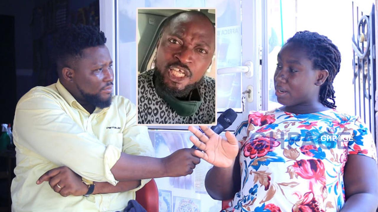 I've tracked where you live-Funny Face threatens to kill blogger who interviewed his baby mama