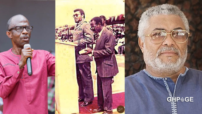 Jerry John Rawlings prosecuted his cousin for shooting and killing a woman - Asiedu Nketia reveals