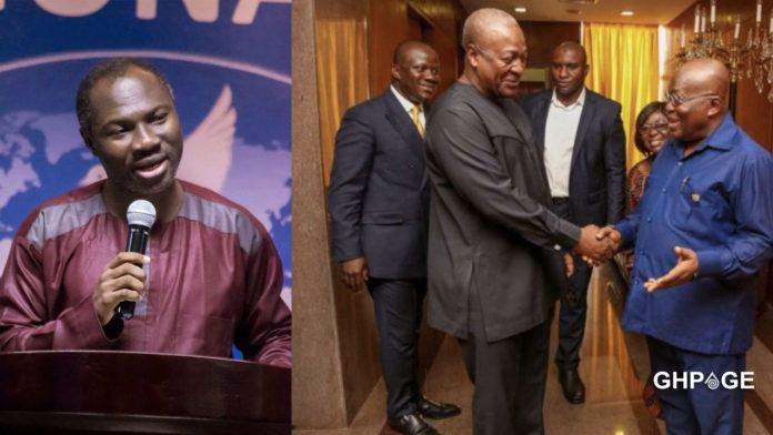 Badu Kobi predicts a 52.3% win for John Mahama in 2020 election