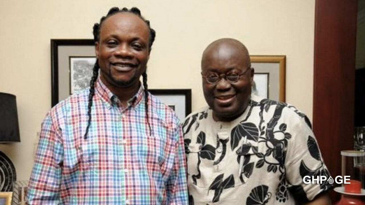 Daddy Lumba drops his campaign song for Nana Akuffo Addo (VIDEO)