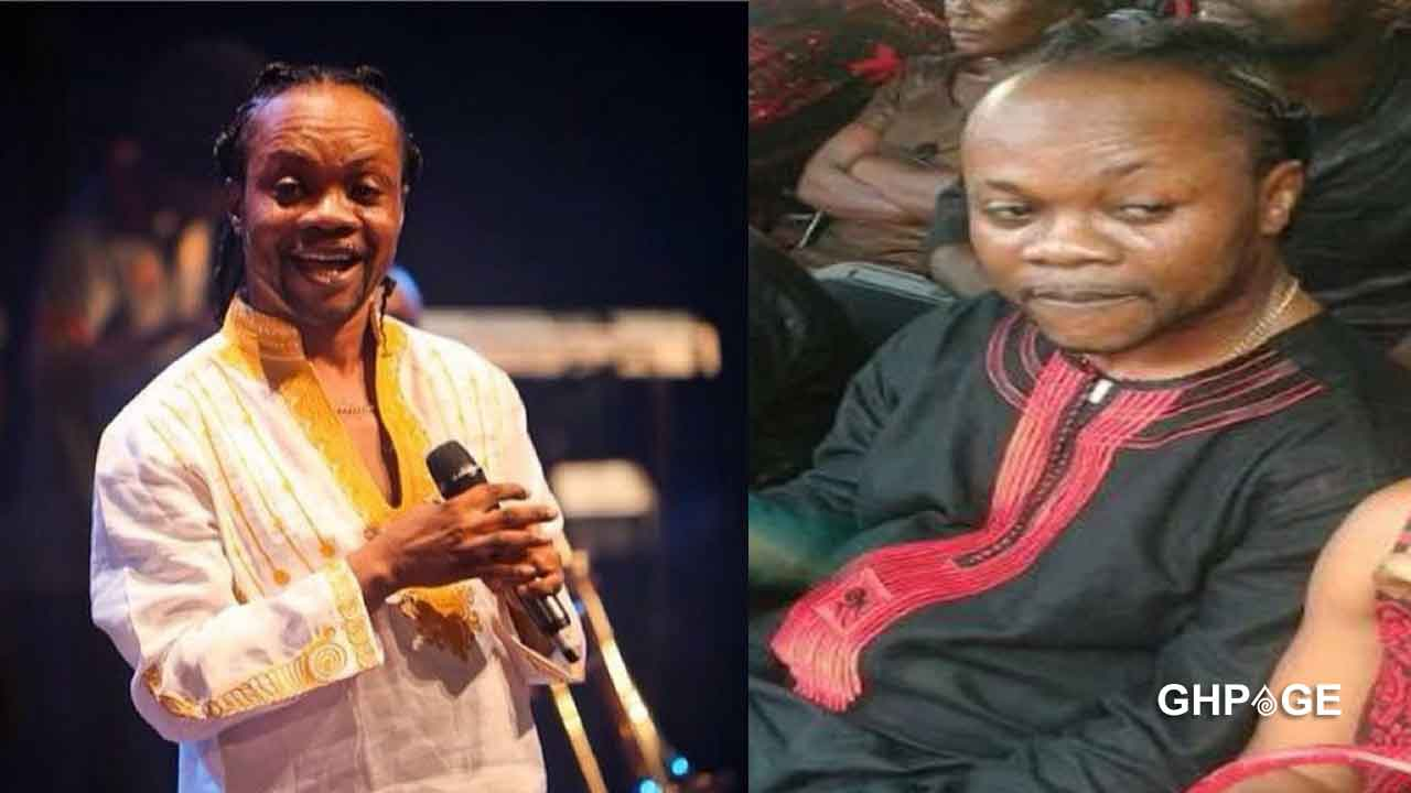 Daddy Lumba weeps over the death of Jerry John Rawlings