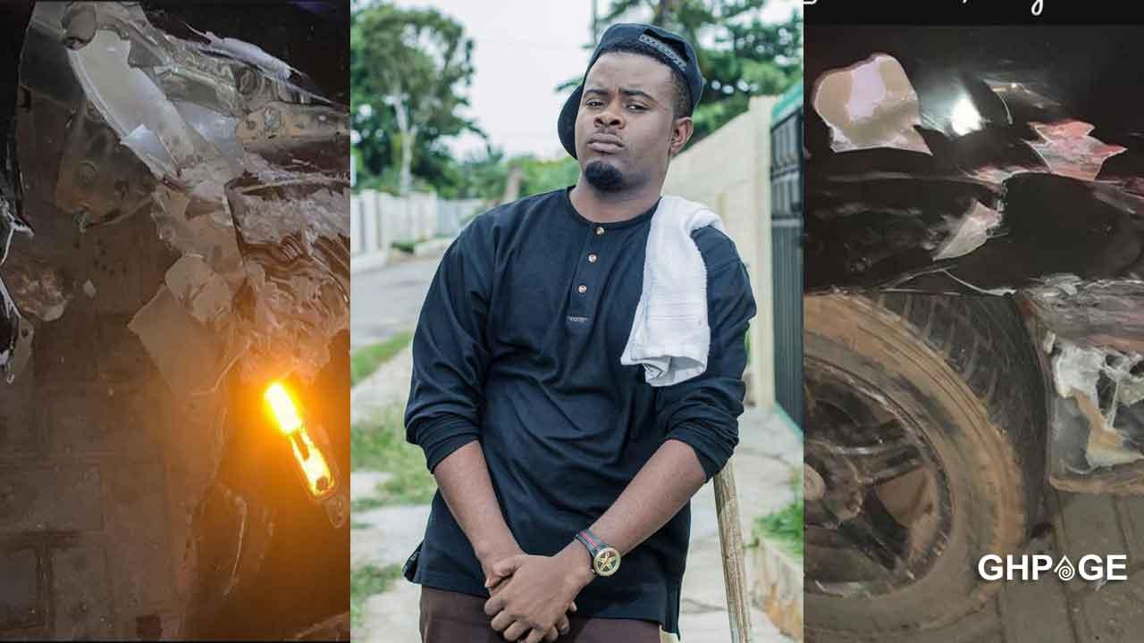 YOLO Star, Drogba survives a fatal accident – Photos