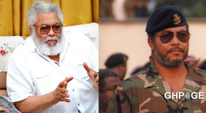 Facts about J.J Rawlings