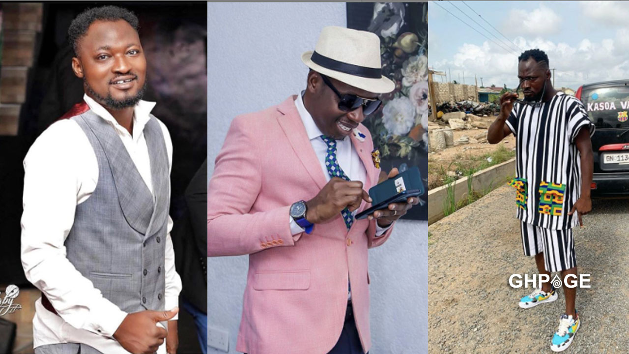 Funny Face declares war on Counselor Lutterodt promises to beat him on live video