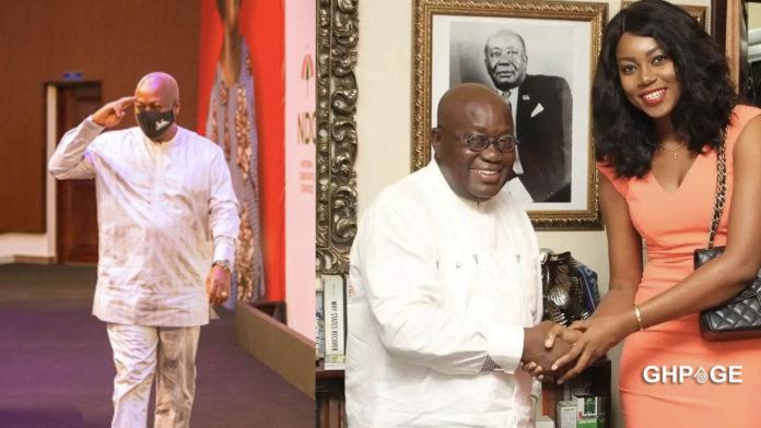 Mahama fixed 'dumsor, and not Nana Akuffo Addo - Yvonne Nelson