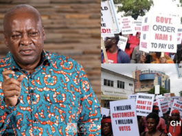 I never said I'll pay Menzgold customers when I win the elections - Mahama
