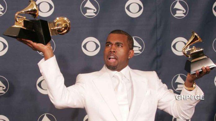 Kanye West 2021 Grammy Awards