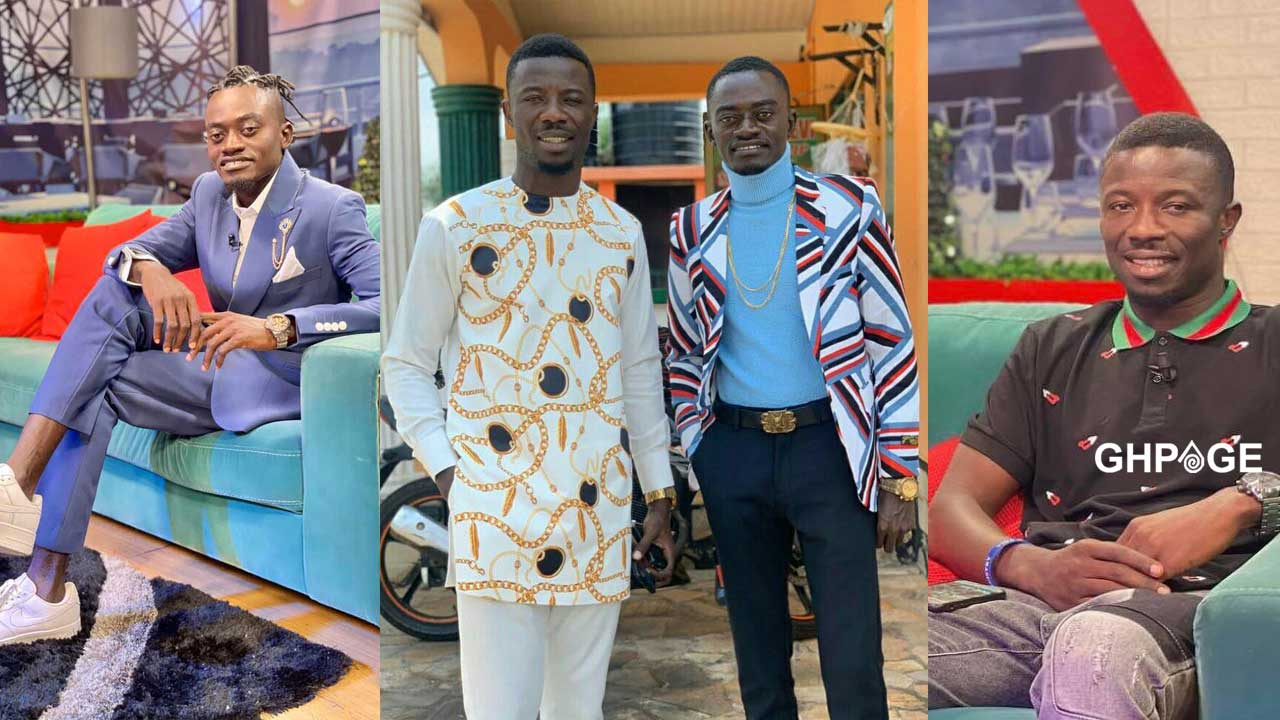 Kwadwo Nkansah and Kwaku Manu clash on UTV; Nearly exchanged blows on a live TV