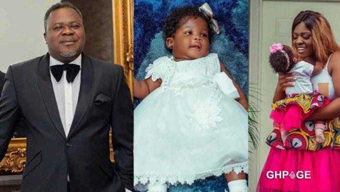 Kwaku Oteng and Tracey Boakye