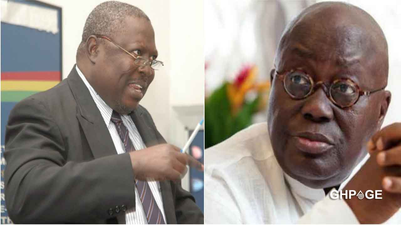 Akufo-Addo is the mother serpent of corruption – Martin Amidu