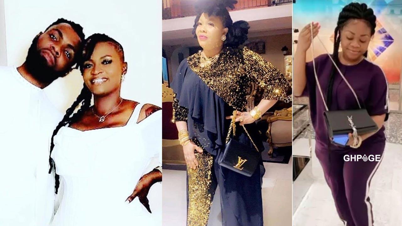 Ayisha Modi mocks Nana Agradaa after receiving a bag worth $2,400 from Obofowaa