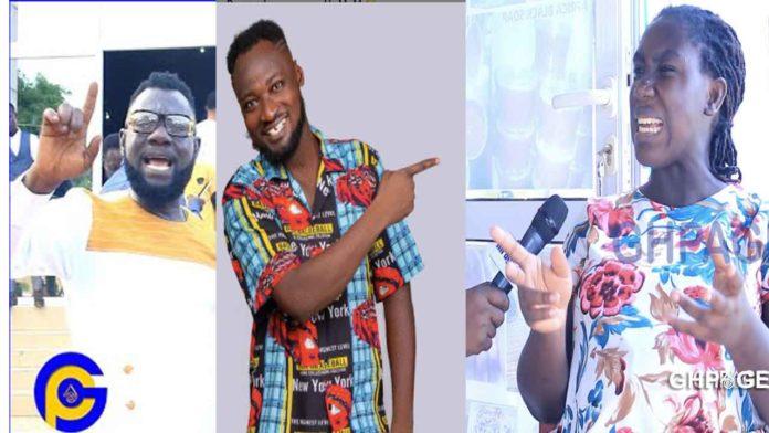 Papa Kumasi who linked Vanessa to Funny Face finally breaks silence