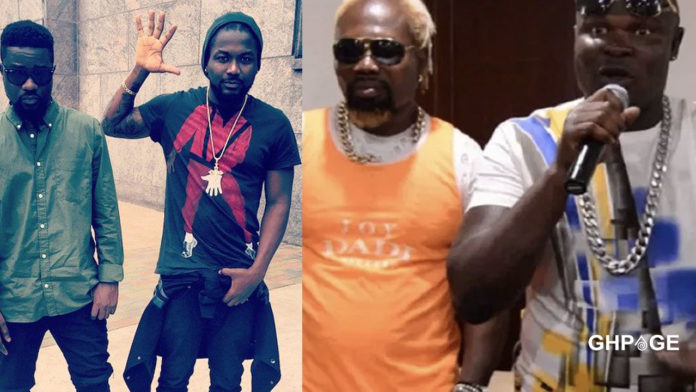 Bukom Banku and Ayitey Powers team up to destroy Sarkodie and Samini